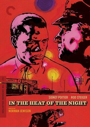 In The Heat Of The Night (REGION 1 DVD New)