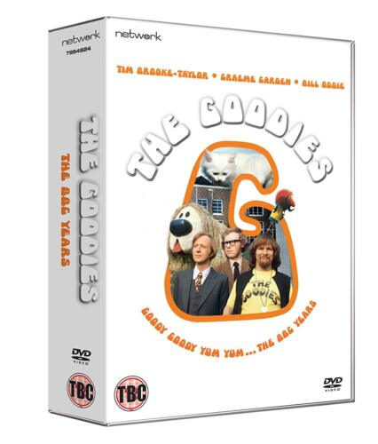 THE GOODIES - THE COMPLETE BBC COLLECTION  DVD BOXSET 12 DISCS  REGION 4 New