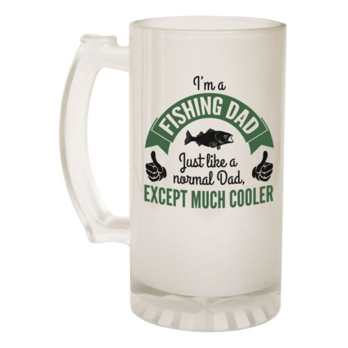 123t Frosted Glass Beer Stein Let Me Drop Everything Geek Funny Novelty Birthday