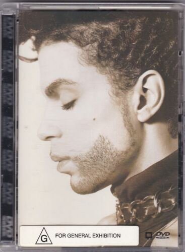 Prince - The Hits Collection - DVD (Regions 2,3,4,5,6 PAL)