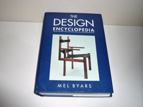 THE DESIGN ENCYCLOPEDIA BY MEL BYARS