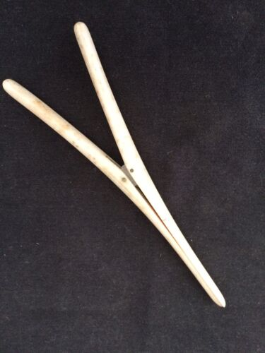 VINTAGE GLOVE STRETCHERS 165mm LONG