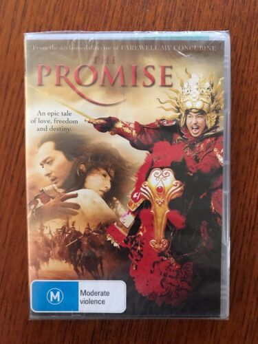 The Promise DVD Region 4 New & Sealed martial Arts
