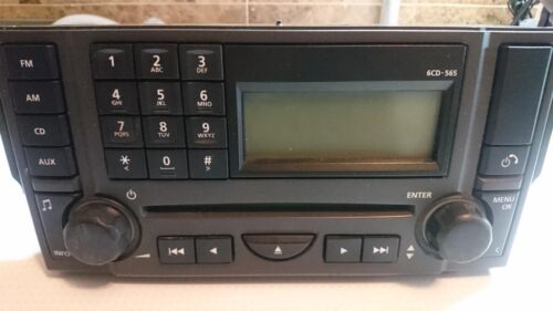 Range Rover Sport Discovery 3 (2005-2009) 6-Disc changer Radio Stereo REPAIR