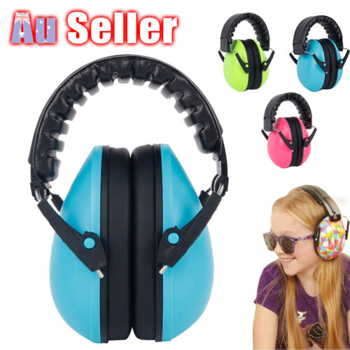 Kids Ear Muffs Shows Festival Racing Music Noise Babies Children Defenders