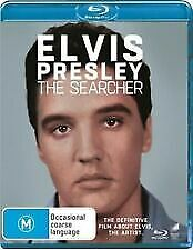 ELVIS PRESLEY: THE SEARCHER BLU RAY - NEW & SEALED THE KING DOCO, SPRINGSTEEN