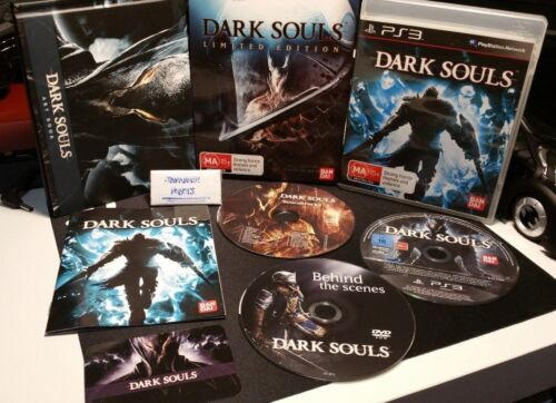 Dark Souls Limited Collector's Edition PS3