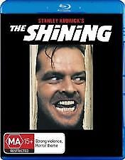THE SHINING BLU RAY - NEW & SEALED STEPHEN KING, STANLEY KUBRICK, JACK NICHOLSON