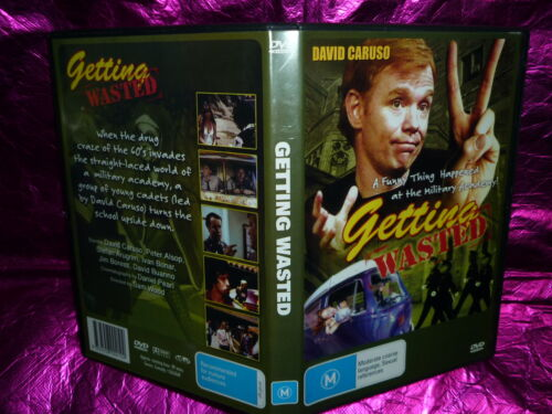 GETTING WASTED : (DVD, M)