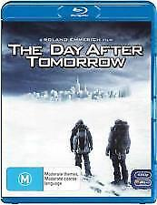 THE DAY AFTER TOMORROW BLU RAY - NEW & SEALED DENNIS QUAID, JAKE GYLLENHAAL