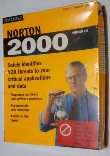 Symantec Norton 2000 Repair & Analysis Software