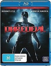 DAREDEVIL DIRECTOR'S CUT BLU RAY - NEW & SEALED MARVEL, BEN AFFLECK, ELEKTRA