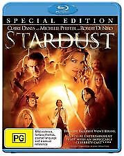 STARDUST BLU RAY - NEW & SEALED SPECIAL EDITION, CLAIRE DANES, ROBERT DENIRO