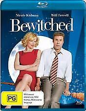 BEWITCHED BLU RAY - NEW & SEALED WILL FERRELL, NICOLE KIDMAN, MICHAEL CAINE