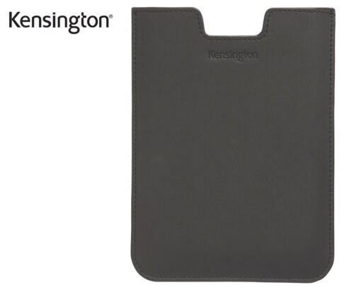 KENSINGTON SIMPLE SLEEVE FOR KINDLE TOUCH PAPERWHITE BLACK FAUX LEATHER POUCH
