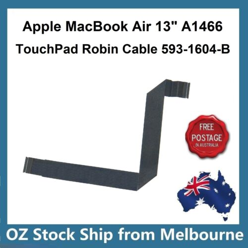 """Apple MacBook Air 13"""" A1466  Touchpad Trackpad Cable 2013 2014 2015 593-1604-B"""