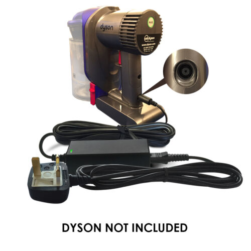 REPLACEMENT DYSON Battery Charger DC30 DC31 DC34 DC35 & DC44 Vacuum Cleaner Plug