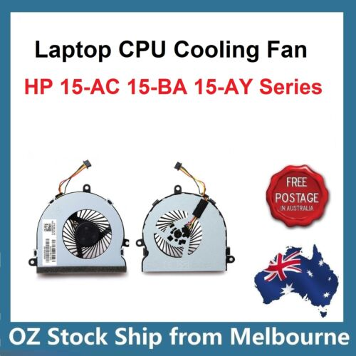 CPU Cooling Fan for HP 15-BS 15-AF 15-AC 15-AY 15-BA 813946-001 SPS-813946-001