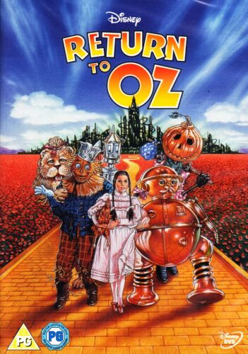 RETURN TO OZ (1985) DVD Region 4  Wizard of Oz New & Sealed!