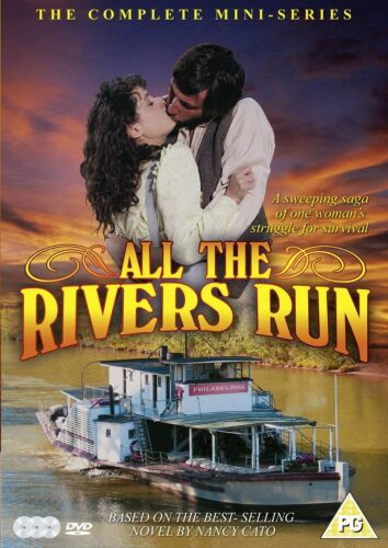 ALL THE RIVERS RUN The Complete Mini-Series (1983) DVD Region 4 New/Sealed