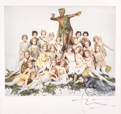 """A Midsummer Night's Dream"" by Bert Stern, Hand Signed 1967"