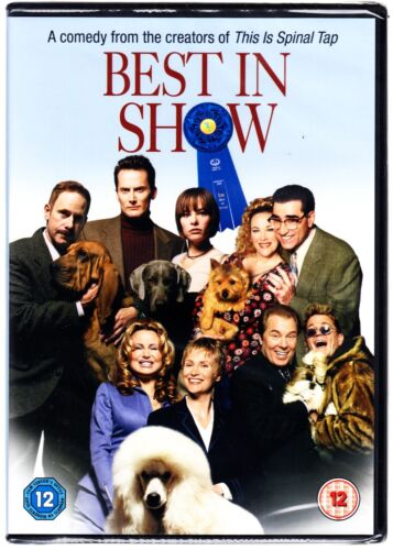 BEST IN SHOW DVD Region 4 (AUS) New & Sealed