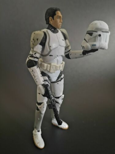 "Star Wars The Clone Wars RARE COMMANDER PONDS Action Figure  3.75/"" Tall"