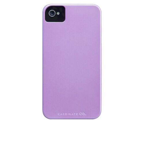 Case-Mate iPhone 4S & 4 Barely There Slim Thin case Cover Shell - Lilac/Purple