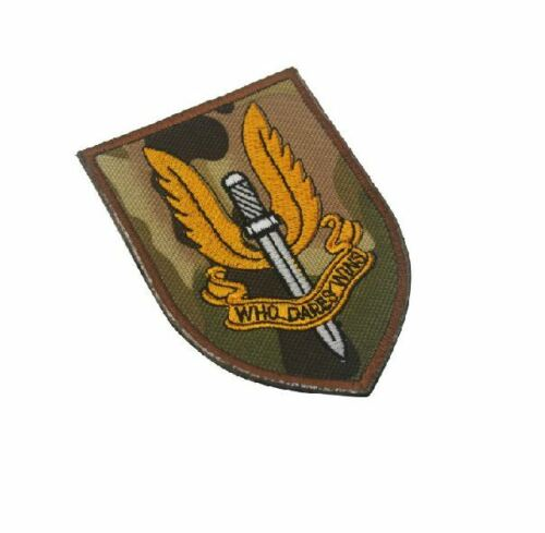 UK morale patch SAS Who Dares WinsParches - 4725