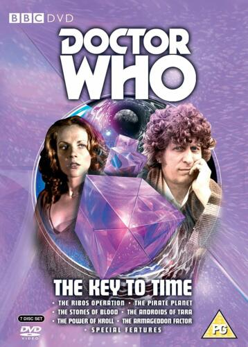 DOCTOR WHO - The Key To Time DVD Boxset 7 Discs Region 4 (AUS) New & Sealed