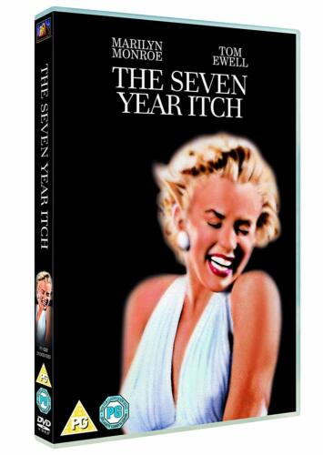 The SEVEN YEAR ITCH (1955) - Marilyn Monroe DVD Region 4 New & Sealed
