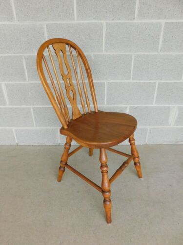 Stickley Grand Rapids Windsor Style Hoop Back Side Chair