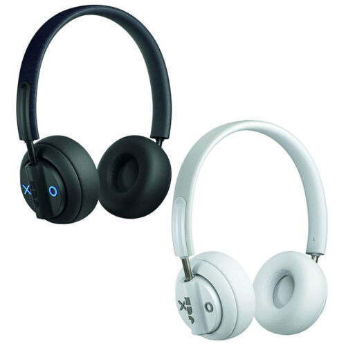 Jam Out There Wireless Bluetooth Active Noise Cancelling Headphones Headset/Mic