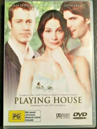 Playing House  - Brand New Sealed DVD - All Regions