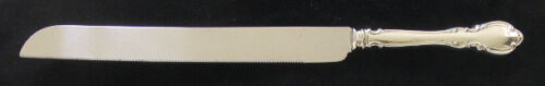 TOWLE LEGATO STERLING BREAD KNIFE DT