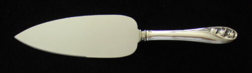 GORHAM LILY OF THE VALLEY STERLING CAKE/PIE SERVER