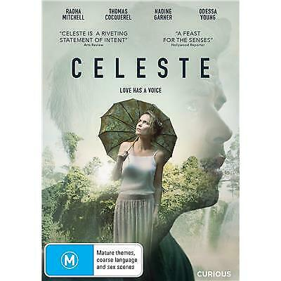 CELESTE DVD, NEW & SEALED, 2019 RELEASE, REGION 4, FREE POST