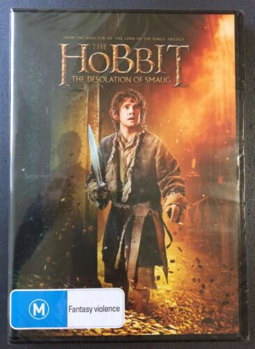 THE HOBBIT The Desolation Of Smaug DVD