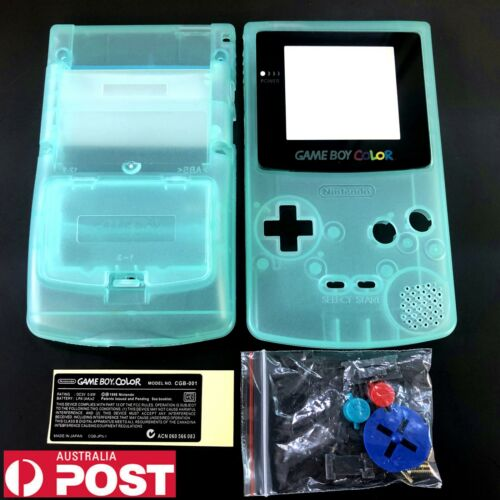Replacement Housing For Nintendo GameBoy Color Console GBC Case Shell
