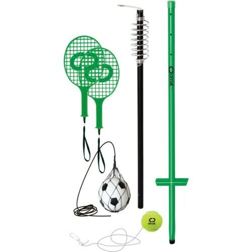 Circuit Tennis and Soccer 2-in-1 Totem Set