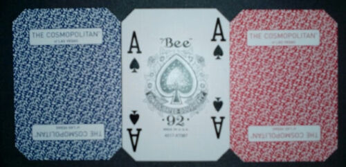 Playing cards Cosmopolitan casino used 10 decks