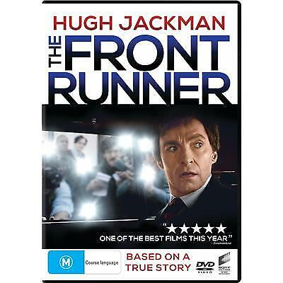 THE FRONT RUNNER DVD, NEW & SEALED, 2019 RELEASE, FREE POST