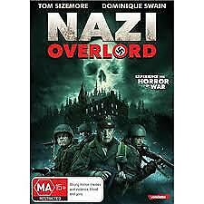 NAZI OVERLORD DVD, BRAND NEW, 2019 RELEASE, FREE POST.