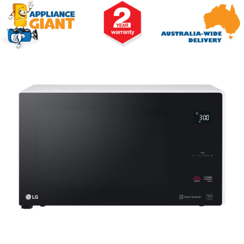 LG MS2596OW 25L NeoChef Smart Inverter Microwave Oven 1000W <br/> 20% off* with code PEOFY. Ends 9/6. T&Cs apply.