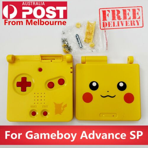 New Hardcase Housing For Nintendo GameBoy Advance SP GBA SP Console Case Shell