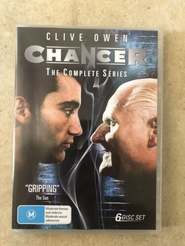 CHANCER THE COMPLETE SERIES 6 DISC SET DVD R4 AUS RELEASE