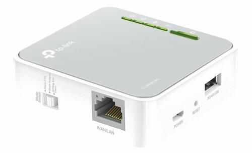 TP-Link AC750 Wireless Portable Travel Router Access Point Dual Band USB 733Mbps
