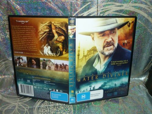 THE WATER DIVINER (DVD, M) (P147934-28 K)