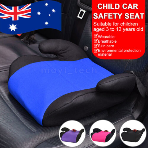 Car Booster Seat Chair Cushion Pad For Toddler Children Child Kids Sturdy <br/> NEW ARRIVAL~!!!High Quality~!!AU STOCK~!!NEW ARRIVAL~!!
