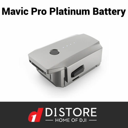 New DJI Mavic Pro Platinum Intelligent Flight Battery | Aus Stock And Warranty